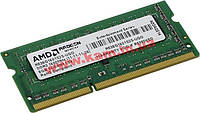 Оперативная память AMD DDR3 1600 8GB SO-DIMM , BULK (R538G1601S2S-UOBULK)