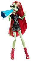 Monster High Венера Мухоловка Командный Дух Ghoul Spirit Venus McFlytrap Doll
