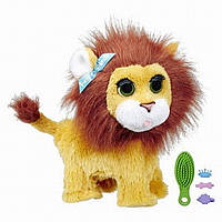 FurReal Friends Интерактивный львенок Roarin' My Bouncin' Lion
