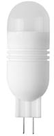 Лампа светодиодная ROI G4S -220-240V, 2.5w, 250lm,3000/4100k, G4