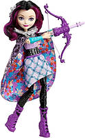 Ever After High Рейвен Квин стрельба из лука магические стрелы Raven Queen Magic Arrow Dolls