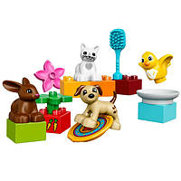LEGO Duplo Домашние животные Family Pets 10838
