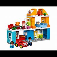 Lego Duplo Семейный дом family house 10835