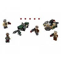 Lego Star Wars Боевой набор Повстанцев REBEL TROOPER BATTLE PACK 75164
