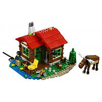 LEGO Creator Домик на берегу озера Lakeside Lodge 31048