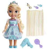 Frozen Холодное сердце Стильная Эльза с феном Style Me Elsa Doll