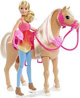 Barbie Барби и танцующая лошадка Her Sisters Dancin' Fun Horse and Doll