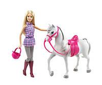 Barbie Барби Прогулка верхом Doll & Horse