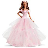 Barbie Пожелания ко дню рождения брюнетка Birthday Wishes 2016 Barbie Doll Light Brunette