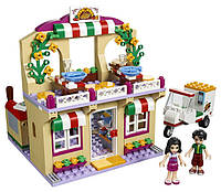 LEGO Friends Пиццерия в Хартлейке Heartlake Pizzeria 41311 Building Kit
