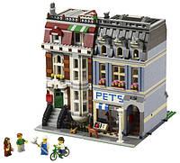 LEGO Зоомагазин 10218 Creator Pet Shop