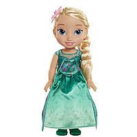 Frozen Принцессы Диснея Эльза 95260 Fever Toddler Elsa Doll, 15-Inch