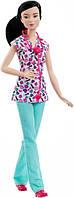 Barbie Барби азиатка из серии Я могу быть медсестрой Careers Nurse Doll Asian