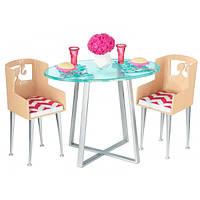 Barbie Столовая мебель для Барби Ужин Dinner Date Playset