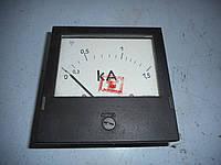Амперметр щитовой Э365-2  1,5кА
