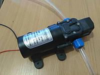 Насос диафраменный 12В 60 Вт 5 л/мин Помпа мембранная, фото 1