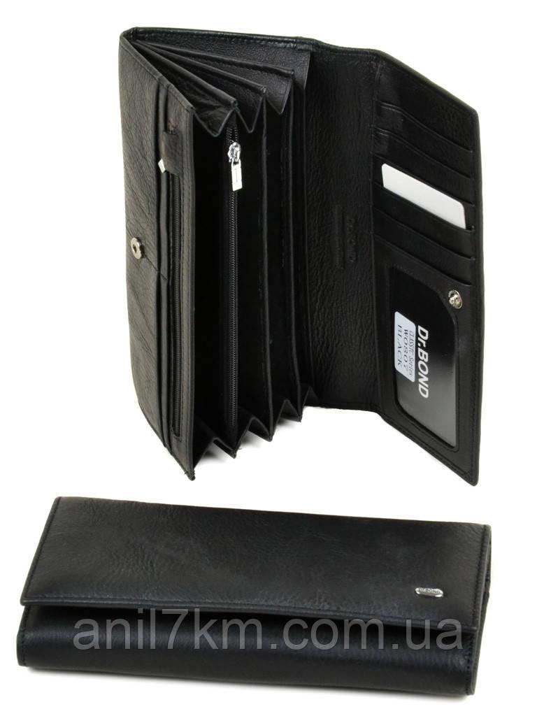 Жіночий шкіряний гаманець фірми Dr.BOND
