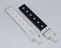 Сменная LED лампа 6W черная и белая SLL YRE