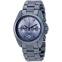 Часы мужские Michael Kors Oversized Bradshaw Navy Blue Dial Chronograph  MK6248