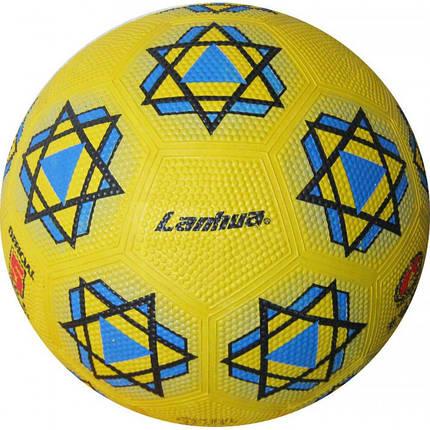 Мяч резиновый Футбольный №5 S030, фото 2