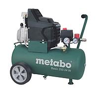 Воздушный компрессор Metabo Basic 250-24 W
