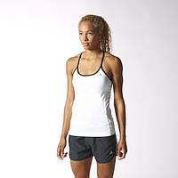 Женская Майка Adidas Clima Essentials Strappy, (Артикул: D89694)
