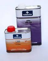 Лак акриловый HS350 ROBERLO ELITE 1л + отвердитель C355 0,5л