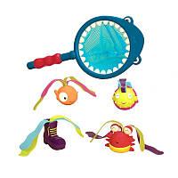 Игровой набор для игры в ванной Накорми акулу