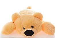 Большая мягкая игрушка медведь Умка  125 см, Медовый