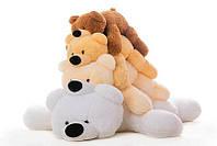 Большая мягкая игрушка медведь Умка 180 см, Медовый