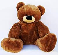 Мягкая игрушка Медведь Бублик сидячий 180 см  Коричневый