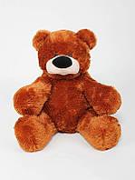 Плюшевая игрушка Медведь Бублик 95 см коричневый