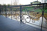 Оградки, кованые ограждения