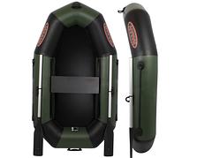 Одноместная надувная ПВХ лодка Vulkan V190 (ps)