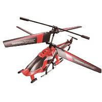Вертолет на ИК управлении NAVIGATOR круиз-контроль (синий, 20 см, 3 канальный, с гироскопом)