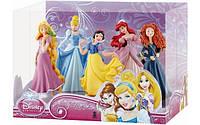 Набор фигурок Принцессы Disney 5 шт в коробке Bullyland (12047)