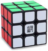 Кубик-головоломка Sulong 3x3 black, YJ (YJSL02 (YJ8301))