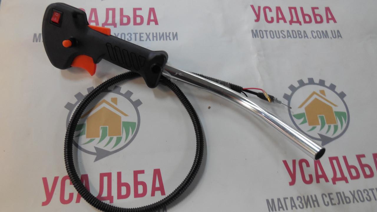 Ручка газа в сборе для мотокосы
