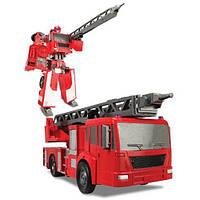 Робот-трансформер Пожарная машина, X-bot