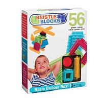 Конструктор-бристл Строитель (56 деталей) Bristle Blocks