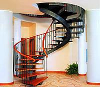 Винтовые лестницы в дом