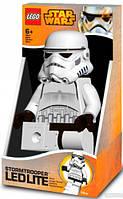 Фонарь-светильник LEGO Штурмовик Звездные войны, IQ (LGL-TO5BT)