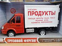 Машина инерционная «Газель | Продукты» - Технопарк