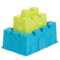 Набор для игры с песком и водой, Построй замок (лайм и морской) Battat