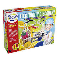 Конструктор Gigo Электрическая энергия (7059) (7059)