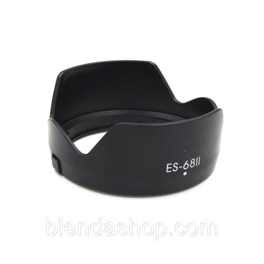 Бленда ES-68 II (лепестковая) для объектива Canon EF 50 mm f/1.8 STM