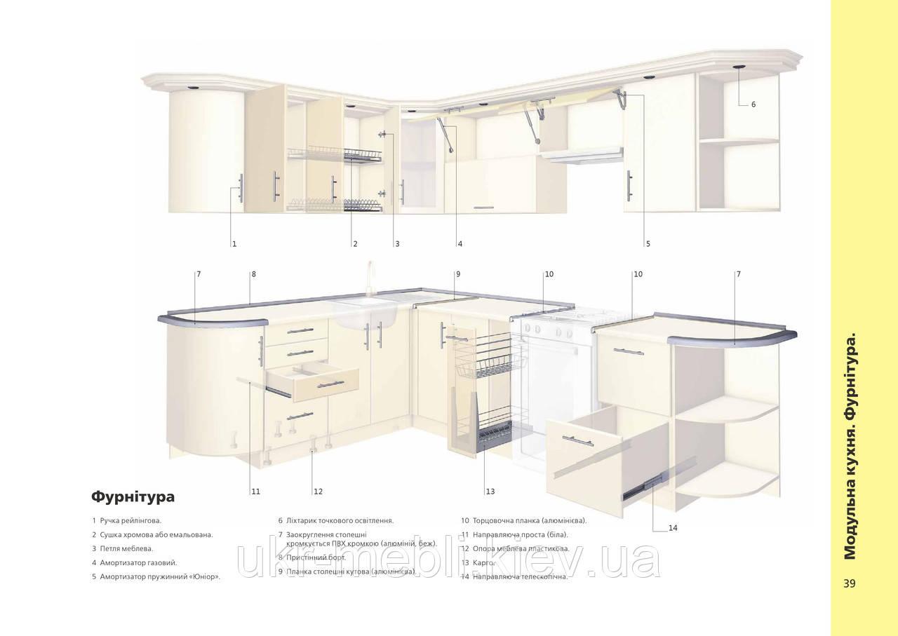 Кухня К003, Киевский стандарт