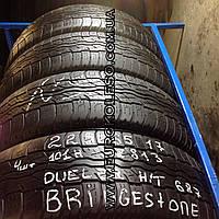 R-17  225-65  4 шт.  Bridgestone Dueler H/T 687