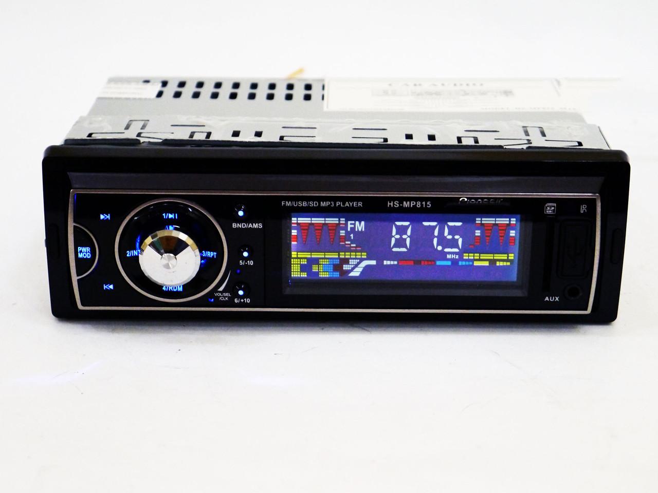 Автомагнитола Pioneer HS-MP815 - MP3 Player+F+ USB+SD+AUX