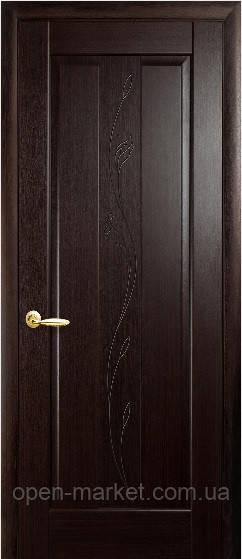 Модель Премьера Гравировка межкомнатные двери, Николаев